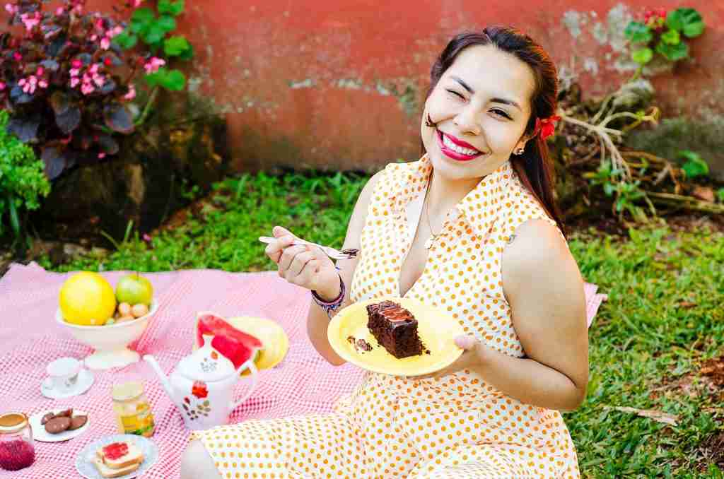 Intuitive eating coaching will help you feel comfortable around food, no matter what.