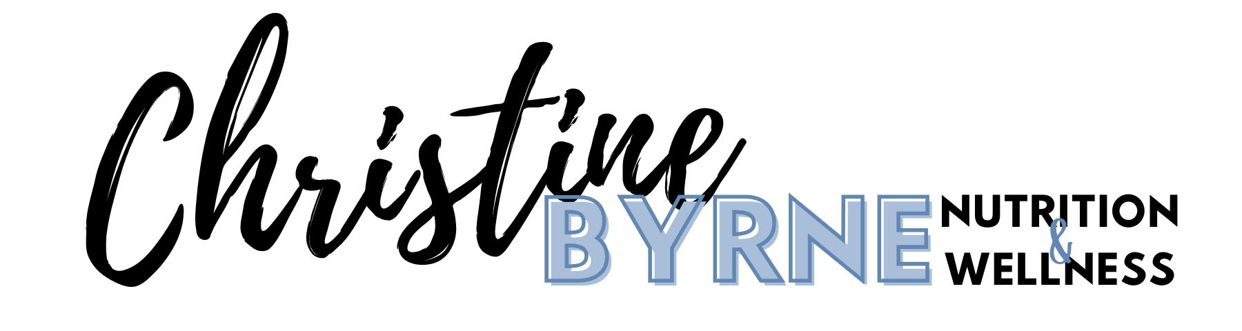 Christine Byrne Nutrition and Wellness Banner