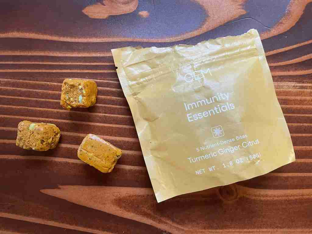 Daily Essentials + Gut Turmeric Ginger Citrus Review